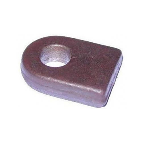 Perry Gate Eye to Weld Straight Base 19mm