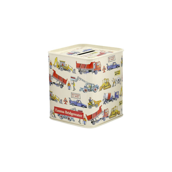 Emma Bridgewater Builders At Work Money Box