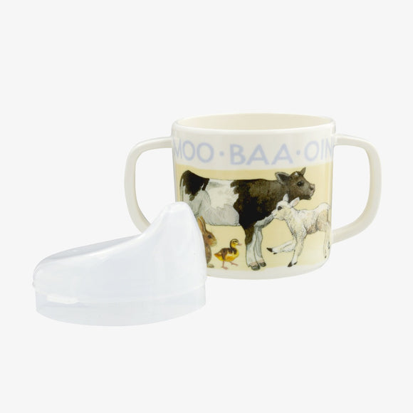 Emma Bridgewater Bright New Morning Melamine Sippy Cup