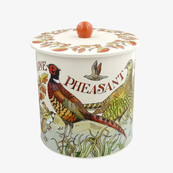 Emma Bridgewater Game Birds Biscuit Tin