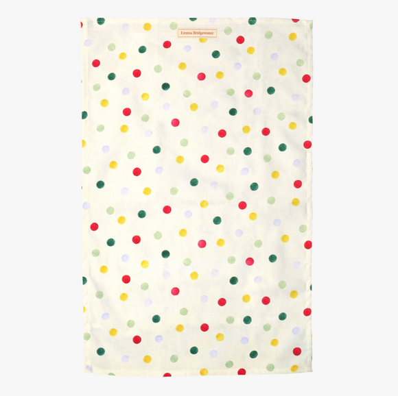 Emma Bridgewater Polka Dot Tea Towel