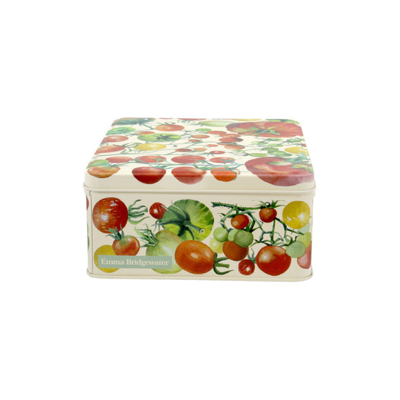 Emma Bridgewater Vegetable Garden Medium Shallow Tin