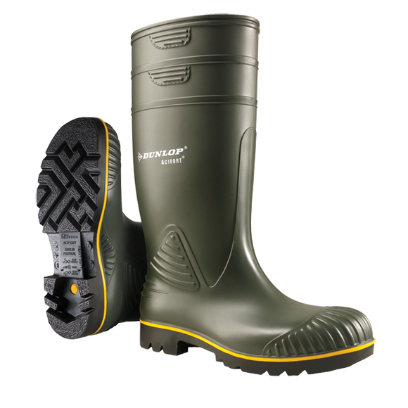 Dunlop Acifort Heavy Duty Wellies