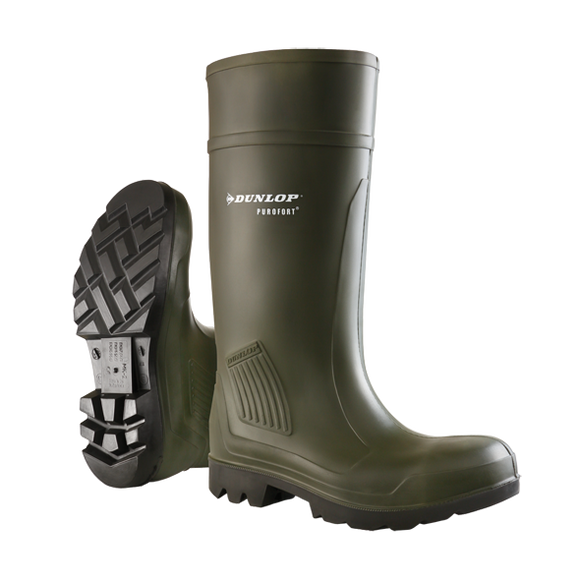 Dunlop Purofort Professional Safety Wellington Boots