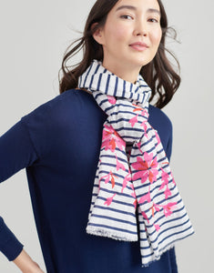 You added <b><u>Joules Flora Embroidered Cotton Scarf</u></b> to your cart.