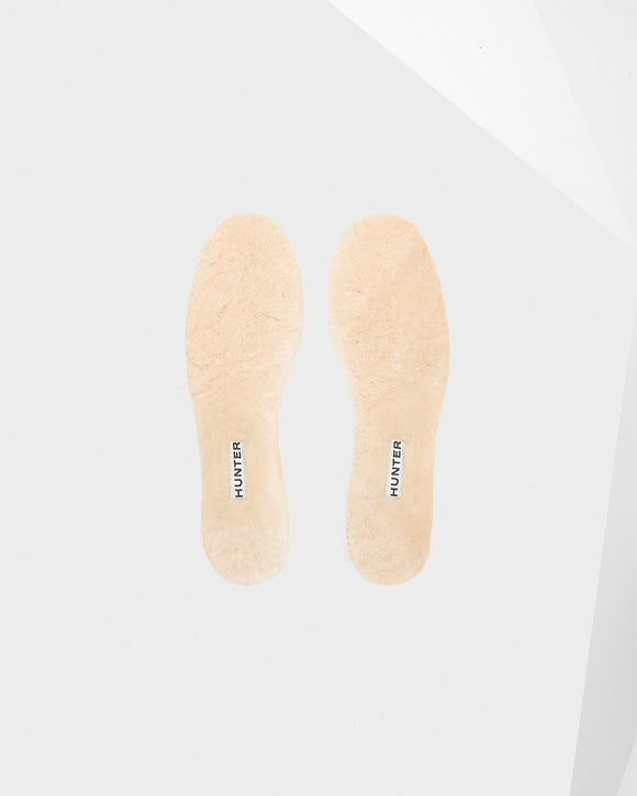 Hunter Boots Unisex Luxury Shearling Insoles