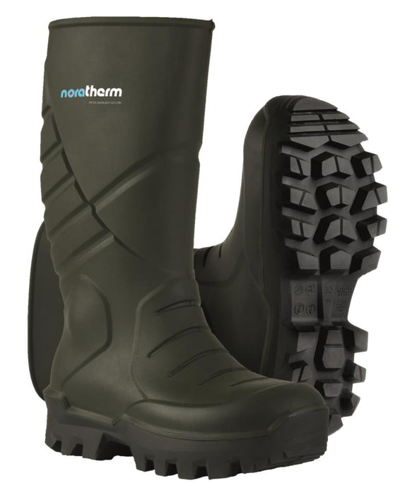 Nora Noratherm S5 Insulated Safety Wellington Boots