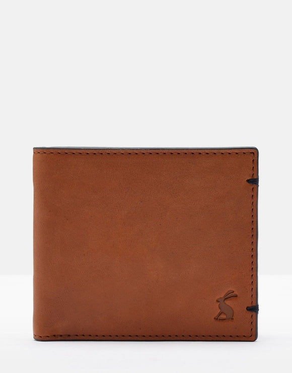Joules Tillman Leather Wallet