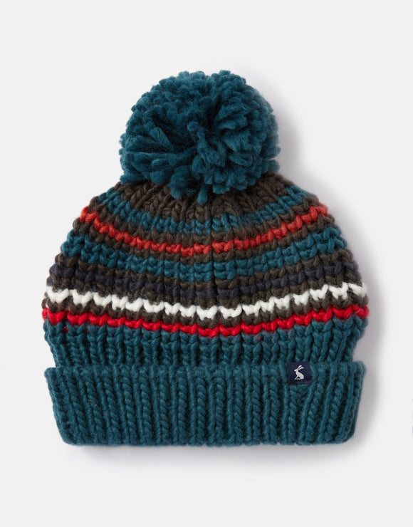 Joules Boys Bobble Hat