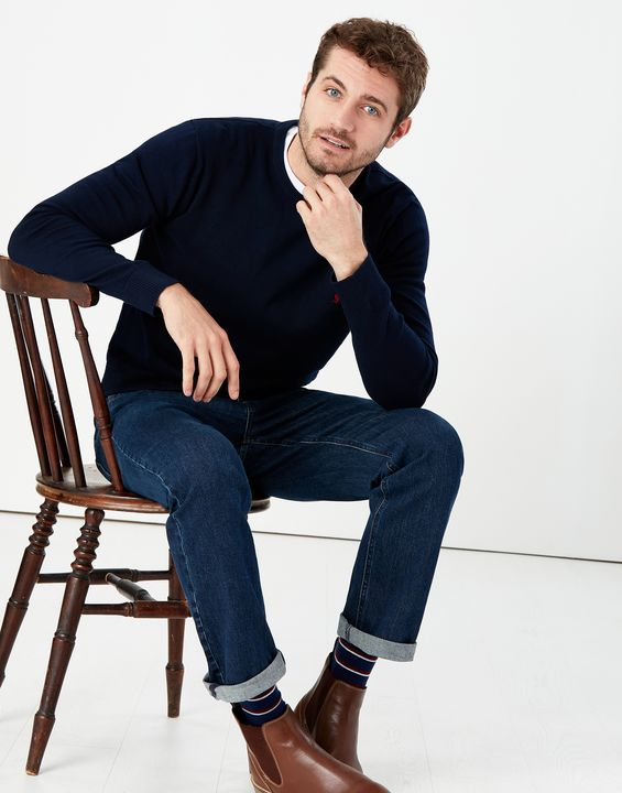 Joules Jarvis Crew Neck Jumper