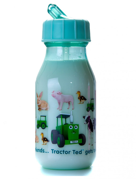 Tractor Ted Water Bottle Baby Animals