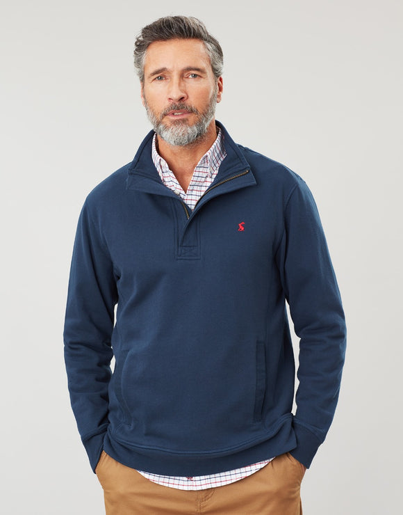 Joules Deckside Half-Zip Sweatshirt SS20