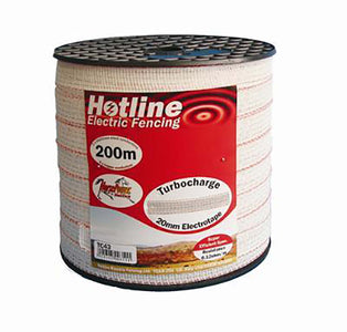 You added <b><u>Hotline 20mm White Tape 200m</u></b> to your cart.