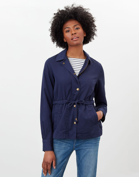 Joules Olena Cotton Casual Jacket