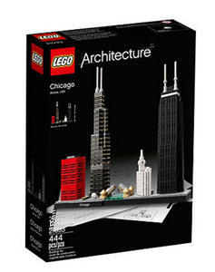 You added <b><u>Lego Architecture Chicago 21033</u></b> to your cart.