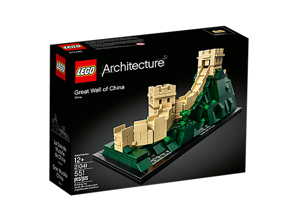 Lego Architecture Great Wall of China 21041