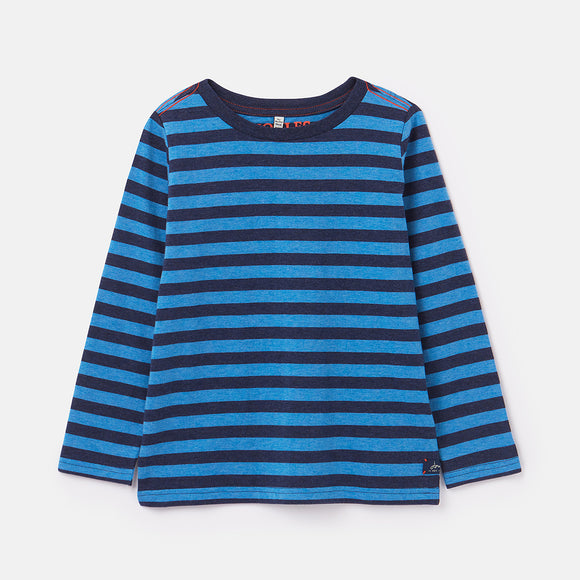 Joules Boys Marlin Long-Sleeve T Shirt