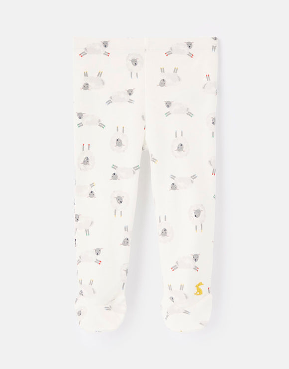 Joules Crawlers Organically Grown Cotton Leggings