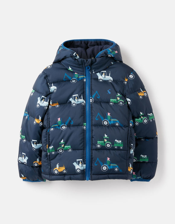 Joules Boys Kingsbury Padded Coat