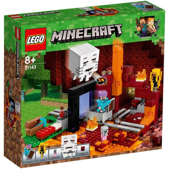 Lego Minecraft The Polar Igloo 21143
