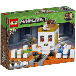 You added <b><u>Lego Minecraft The Skull Arena 21145</u></b> to your cart.