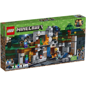 You added <b><u>Lego Minecraft The Bedrock Adventures 21147</u></b> to your cart.