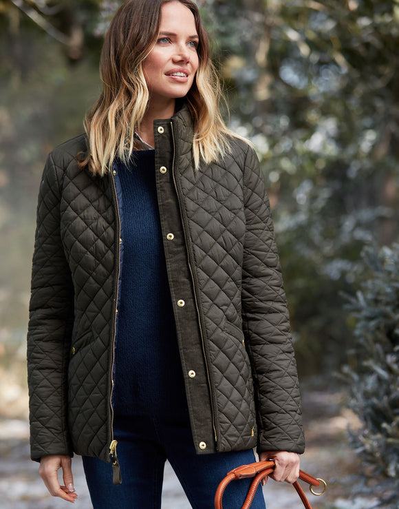 Joules Highgrove Reversible Quilted Jacket