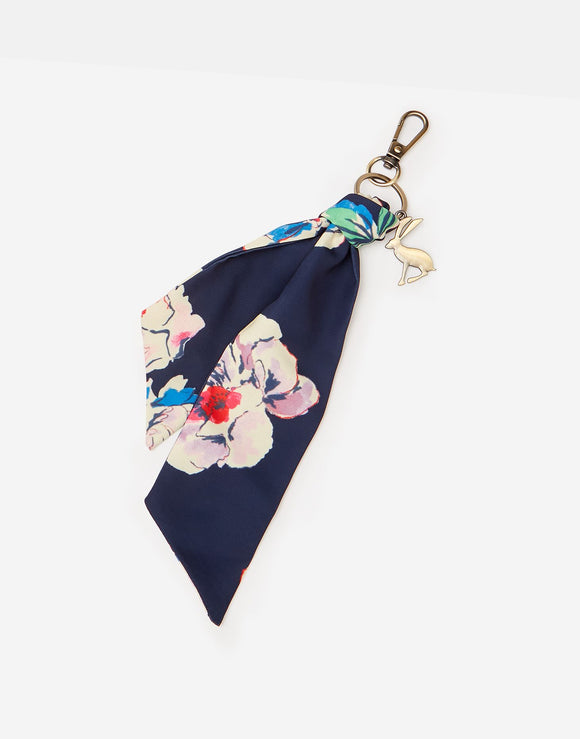Joules Sienna Short Scarf Keyring