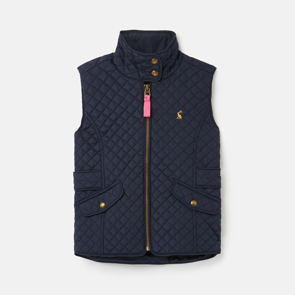 Joules Jilly Quilted Gilet