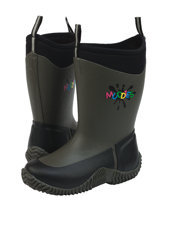 Grubs Boots Kids Icicle Wellingtons