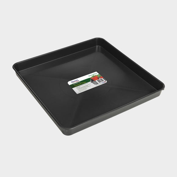 Stewart Gravel Tray Black 54cm