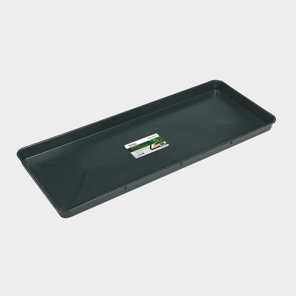 Stewart Growbag Tray Black 100 x 39 x 5cm