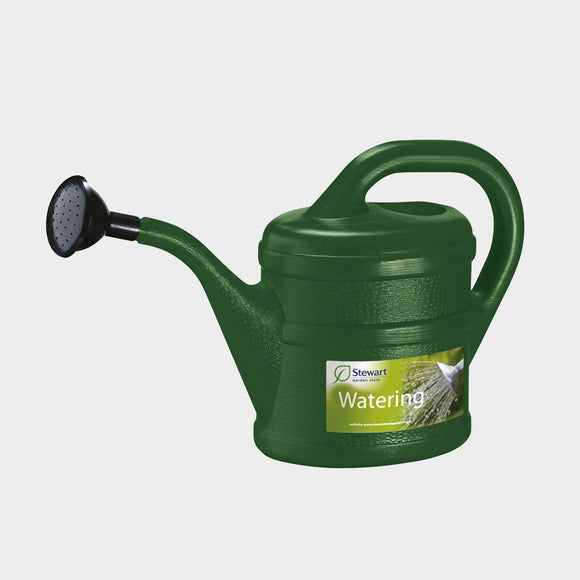 Stewart Traditional Watering Can Green 5L