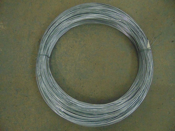 Galvanised Single Strand Fence Wire 2.5mm x 25kg