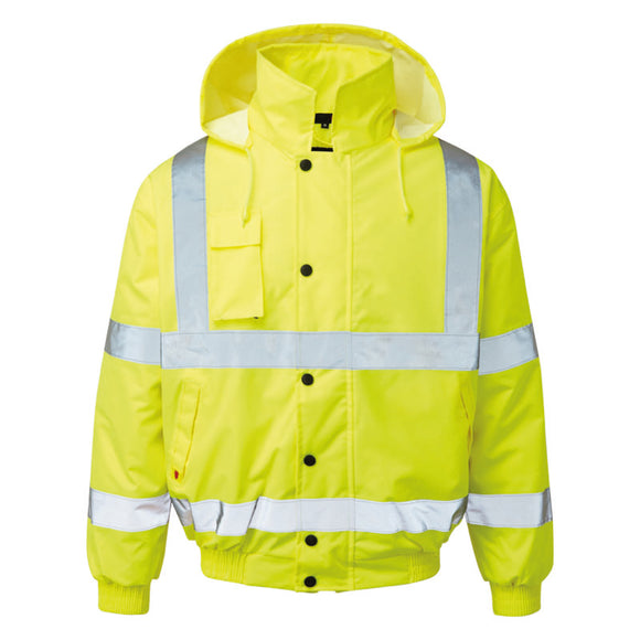 Fort Workwear 265 Hi Vis Waterproof Bomber