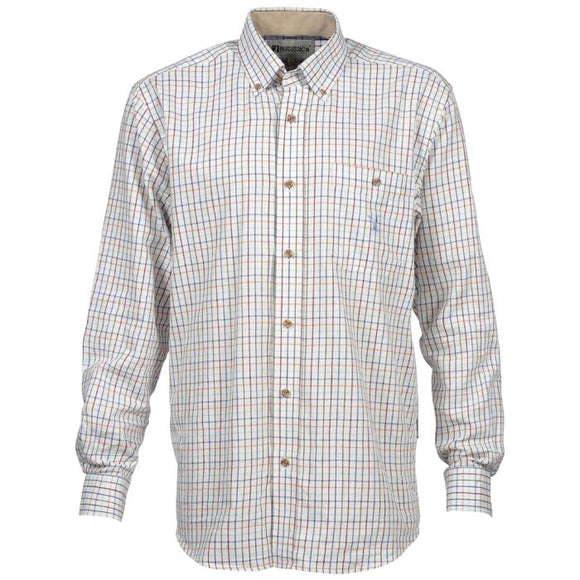 Percussion Kids Long Sleeve Check Shirt