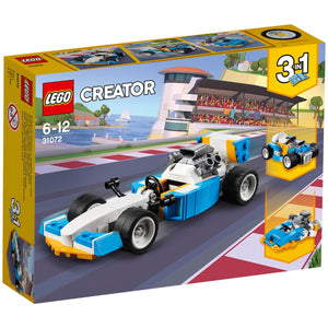 You added <b><u>Lego Creator Extreme Engines 31072</u></b> to your cart.