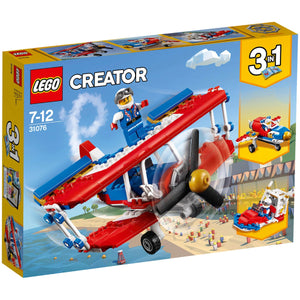 You added <b><u>Lego Creator Daredevil Stunt Plane 31076</u></b> to your cart.