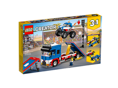 You added <b><u>Lego Creator Mobile Stunt Show 31085</u></b> to your cart.