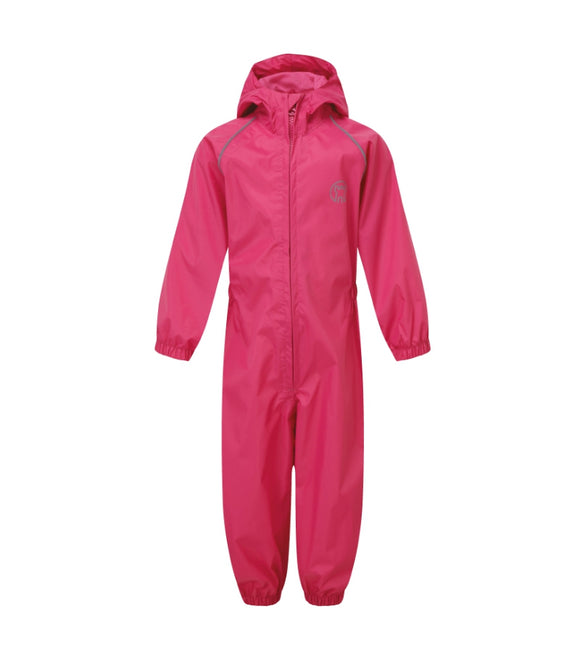 Blue Castle Childs Splashaway Coveralls 323 Pink