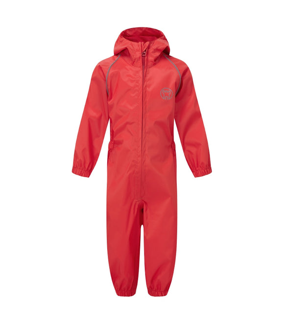 Blue Castle Childs Splashaway Coveralls 323 Red