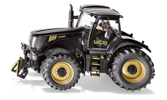 Siku Gold JCB 8250 Tractor with Driver