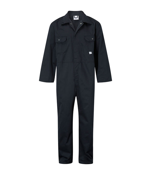 Fort Workwear 344 Stud Front Coverall