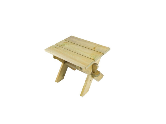 Alexander Rose Farmers Pine Stool