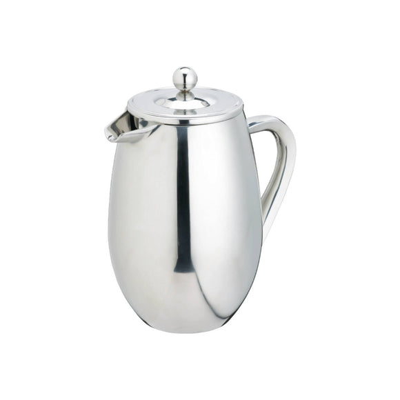 Le'Xpress Double Walled Stainless Steel Cafetiere 3 Cup