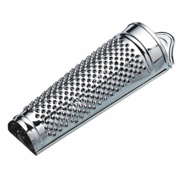 KitchenCraft Stainless Steel Nutmeg & Spice Grater