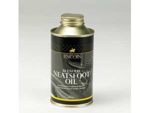 Lincoln Blended Neatsfoot Oil