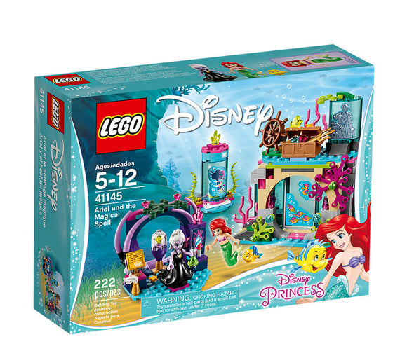 Lego Disney Ariel & The Magical Spell 41145