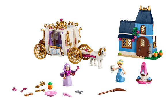 Lego Disney Cinderella's Enchanted Evening 41146