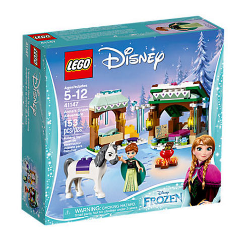 Lego Disney Anna's Snow Adventure 41147